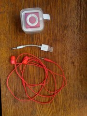 Apple iPod shuffle 2Gb (4th generation)